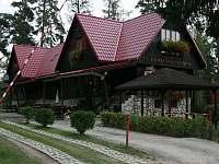 Chata pri potoku - chata k pronájmu - 6 Stará Lesná