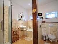 kúpeľňa horná - apartmán k pronájmu Vysoké Tatry - Starý Smokovec