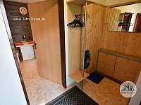 Dolný apartmán - pronájem Tatranská Štrba
