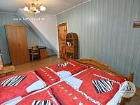 Horný apartmán s podkrovím - k pronajmutí Tatranská Štrba
