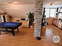 Horný apartmán s podkrovím - k pronájmu Tatranská Štrba