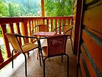 Kávička na balkóně