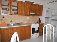 Kuchyně č.1 - rekreační dům ubytování Piešťany