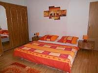 Ložnice č.4 - pronájem rekreačního domu Piešťany