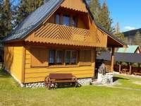 Levné ubytování na Slovensku Chata k pronajmutí - Oravice