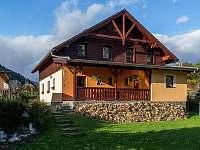 Apartmán na horách - dovolená Slovensko rekreace Bystrá