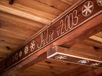 Chata Júlia - chata ubytování Vyšné Ružbachy - 9