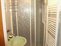 Koupelna se sprchovým koutem - chata k pronajmutí Zuberec