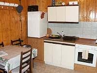 Kuchyně - chata ubytování Zuberec