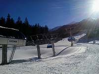 Lyžařské středisko - Zuberec