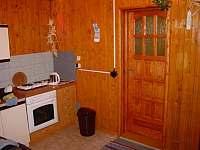Vybavení kuchyně - chata k pronájmu Zuberec