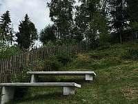 Sedenie pod horskou záhradou