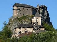 Oravský hrad - chalupa k pronájmu Brezovica