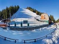 Ski Centrum Brezovica (2 km) - pronájem chalupy