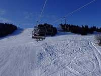 Ski Centrum Vitanová (14,6 km) - chalupa k pronajmutí Brezovica
