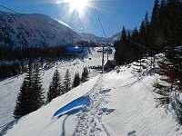 Ski Zuberec Spálená (39,5 km) - Brezovica