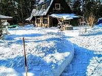 Zima 2020 - pronájem chaty Tatranská Štrba