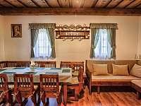 Drevenica Hybe obývačka II -