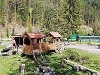 domček na stračiej nôžke - chata k pronajmutí Demänovská dolina