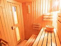 Fínska sauna - chata ubytování Demänovská dolina