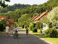 Vila pro cyklisty