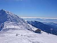 Vila na horách - zimní dovolená Vlachy