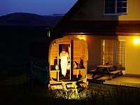 Mobilna sauna - vila ubytování Vlachy