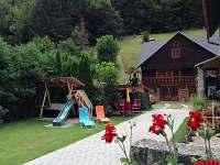 Chata k pronajmutí - dovolená Kysuce rekreace Lazy pod Makytou