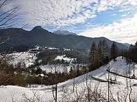 Chalupa v zime - Terchová