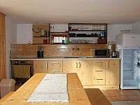 Kuchyňa - chalupa k pronajmutí Terchová