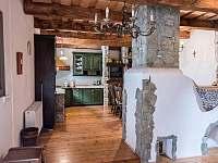 Macova chalupa a Kamenný domček - chata ubytování Štrba - 5