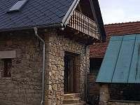 Kamenný domček Štrba -