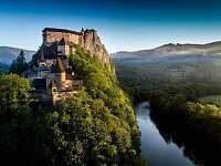 Oravský hrad (27km) - Lúčky pri Ružomberku