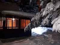 Chata Donovaly v zime - ubytování Donovaly