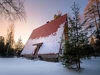 Chata u Anjlov Stará Lesná - k pronajmutí
