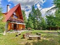 Chata k pronajmutí - zimní dovolená Stará Lesná
