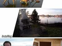 Zima na jezeře