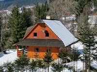 Chata k pronajmutí - zimní dovolená Zázrivá