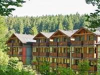 Apartmánový dom Fatrapark 2 v lete
