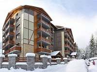 ubytování  v apartmánu na horách - Ružomberok