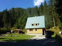 ubytování Demänovská Dolina na chatě