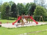 detské ihrisko 100m