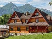 Slovensko: Penzion na horách