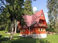 ubytování na chatě k pronajmutí Oravice