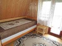 hlavní ložnice s východní terasou