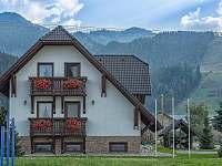 Apartmánový dům Vila Maroš – komfortní ubytování na Slovensku. - k pronájmu Pavčina Lehota