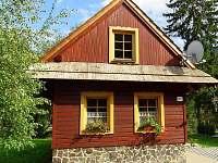 Chata k pronajmutí - okolí Liptovského Mikuláše