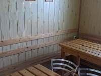 Kuchynka sedenie
