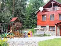 Chata k pronájmu - zimní dovolená Tajov