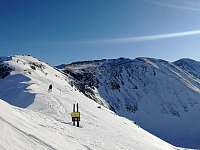 Skialp Západné Tatry - Ižipovce